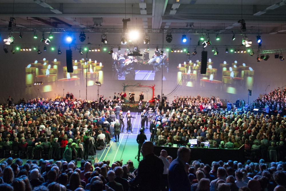 Dans Hier Kerstnacht Sportstad Heerenveen 2019